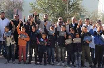 """""""مدرسة"""" توفر محتواها التعليمي لآلاف الطلبة بمناطق غير متصلة بالإنترنت في تونس وموريتانيا"""