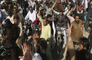 Protests Held in Support of Pashtun Human Rights Activist Across Pakistan, Afghanistan