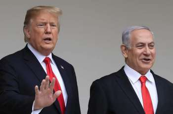 Netanyahu Says Trump Recognizes Israel Must Have Sovereignty in Jordan Valley