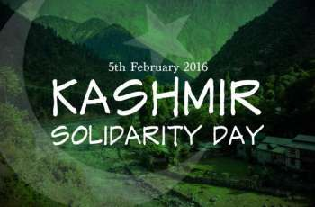 Federal Minister for Kashmir Affairs and Gilgit-Baltistan reviews plans for Kashmir Solidarity Day