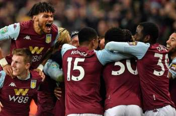 Late Trezeguet goal send Aston Villa into final