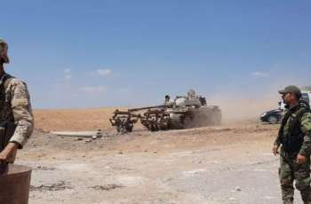 Syrian Army Goes on Counter-Offensive in Syria - Russian Center for Reconciliation