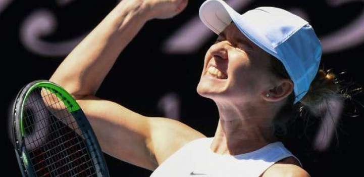 Simona Halep and Garbine Muguruza reach semi-finals of Australia  ..