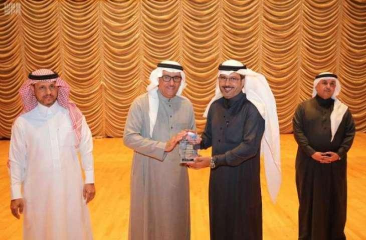 مدير جامعة الملك سعود يرعى فعالية ( نحو خريج واعٍ)