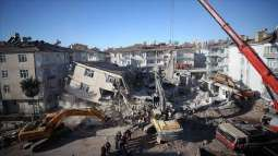 Turkish Gov't to Build Shelters, Give Rent Support to Quake-Affected Families - Reports