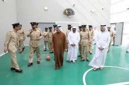 Dubai Police and Dubai Sports Council inaugurate Sports Centre at Al Barsha Police Station