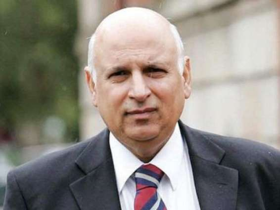Difficult periood has passed over, now the time of progress to come: Chaudhry Mohammad Sarwar