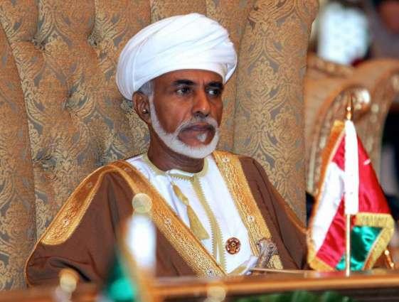 وفاة سلطان دولة عمان قابوس بن سعید عن عمر 79 عاما ...