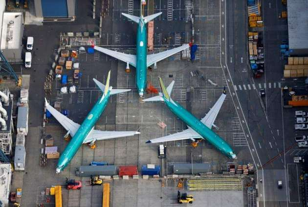 Boeing on Review For Downgrade by Moody's Amid Ongoing 737 MAX Grounding - Statement