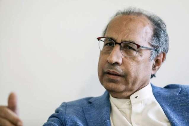 Current account deficit bring down from 20 billion dollars to 13 billion dollars, says Hafeez Shaikh