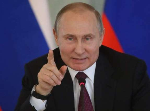 Putin, European Council President Discuss Libya, Gas Transit Via Ukraine - Press Release