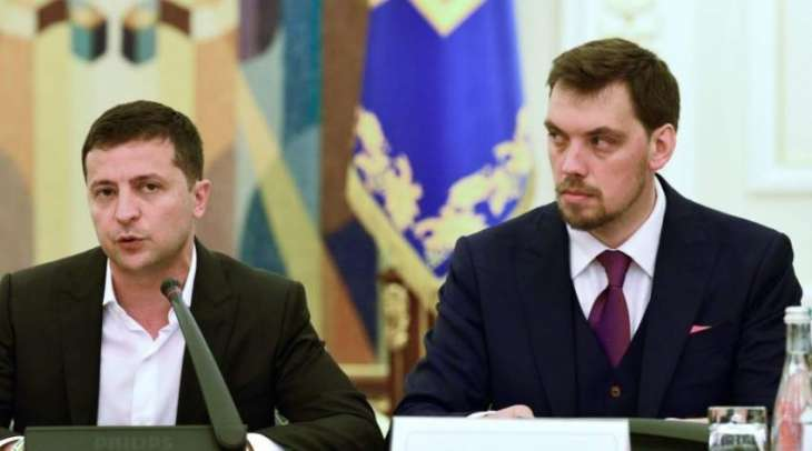 Ukrainian President Refuses to Accept Prime Minister's Resignation