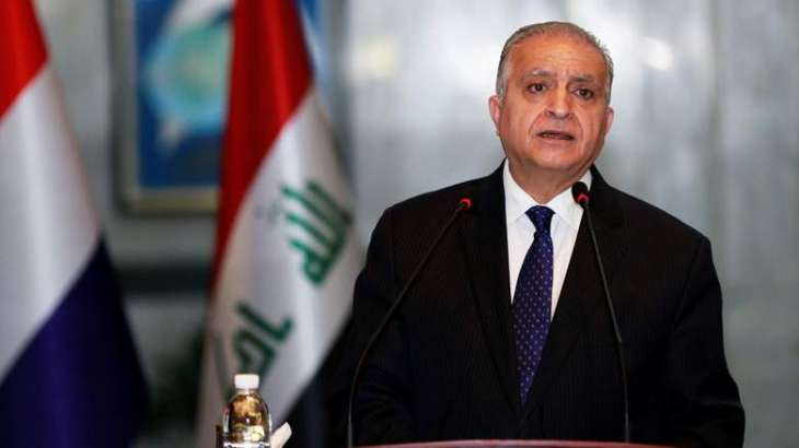 Iraq Not 'Battlefield' for Political Confrontation in Middle East - Foreign Minister