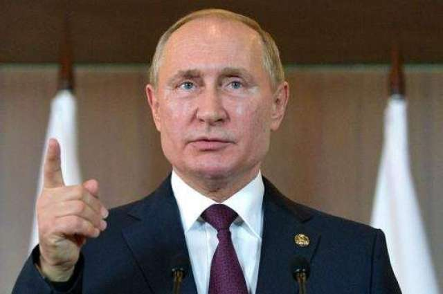 Putin Says Better Not to Get Back to Indefinite Terms for Heads of State in Russia
