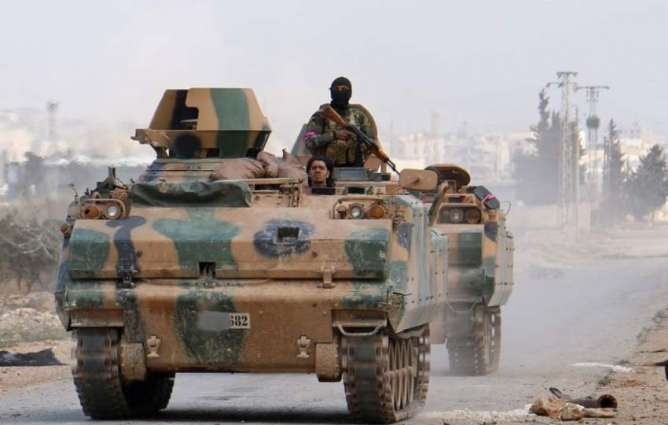 Russian Military Reports Advance of Militant-Driven Tanks on Syria Army Positions in Idlib
