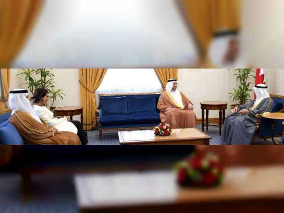 Bahraini Deputy Prime Minister Receives Assistant Minister of Foreign Affairs and International Cooperation