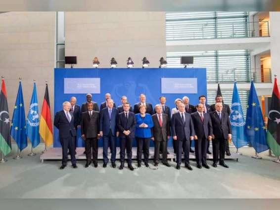 UAE supports peace, development in Libya: Abdullah bin Zayed