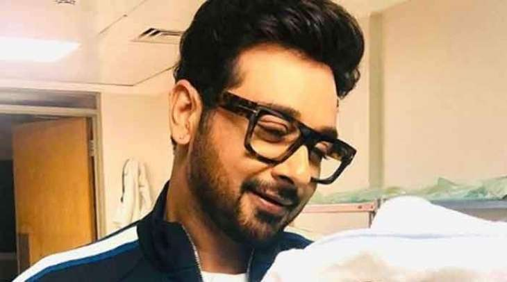 Faisal Qureshi welcomes baby boy