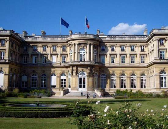 French Foreign Ministry Calls for Implementation of Berlin Arrangements on Libya