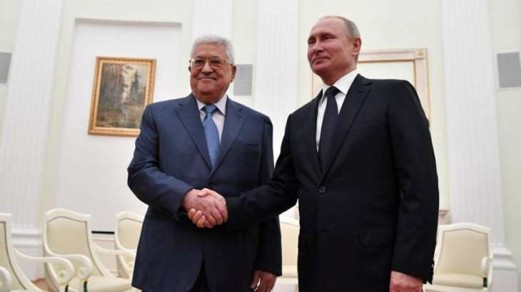 Putin, Abbas to Discuss Israeli Occupation, Regional Crises - Palestine's Prime Minister