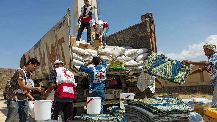 ICRC Commends Improvement of Situation in Yemen But Still Faces Aid Delivery Problems