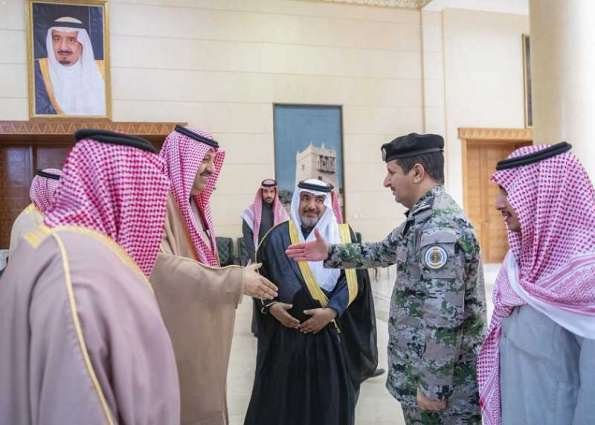 سمو أمير الباحة يشهد توقيع مذكرات تفاهم بين إدارة سجون المنطقة وبعض الجهات الأهلية  بالباحة