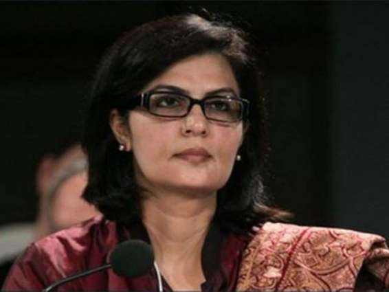 Sania Nishtar to lounch special system on social protection
