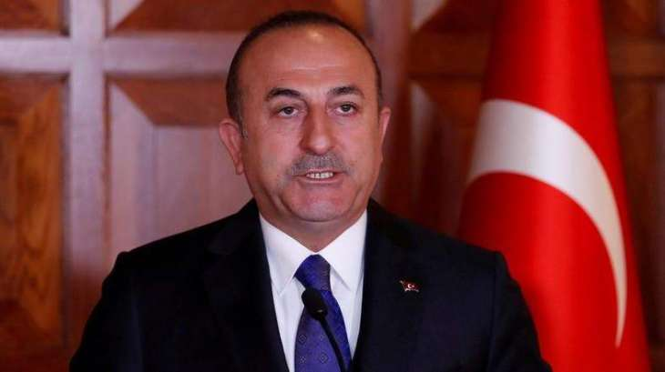 Turkish Foreign Minsiter Mevlut Cavusoglu Says Does Not Understand Why NATO Has Not Invited Georgia to Join Yet