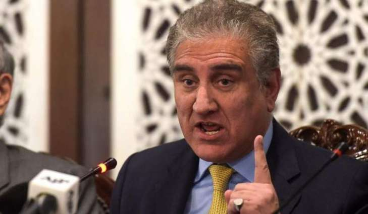 India is misleading the world about situation in Occupied Kashmir: FM Qureshi