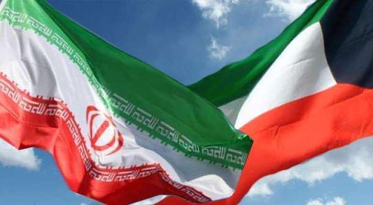 وزارة الخارجیة الکویتیة تستدعي سفیر ایران علي خلفیة تصریحات الحرس الثوري الایراني