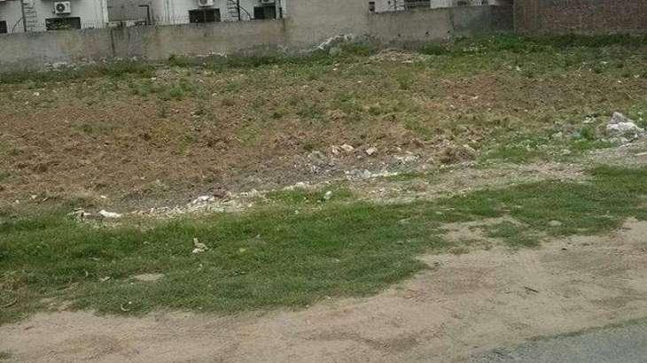 Deputy Commissioner Kotli turned into land grabber