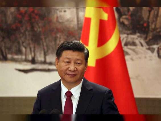 الرئيس الصيني: السيطرة على فيروس كورونا الجديد هي المهمة الأساسية حاليا