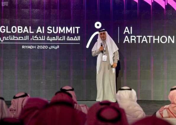 سمو وزير الثقافة : آرتاثون الذكاء الاصطناعي يؤكد اهتمام القيادة بجميع القطاعات الثقافية