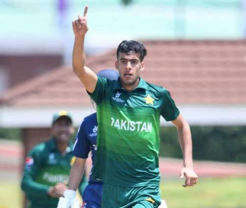 Abbas Afridi, a key member of Pakistan U19 bowling attack