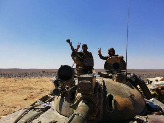 Syrian Arab Army Makes Progress Toward Key Town in Idlib After Heavy Fighting - Reports