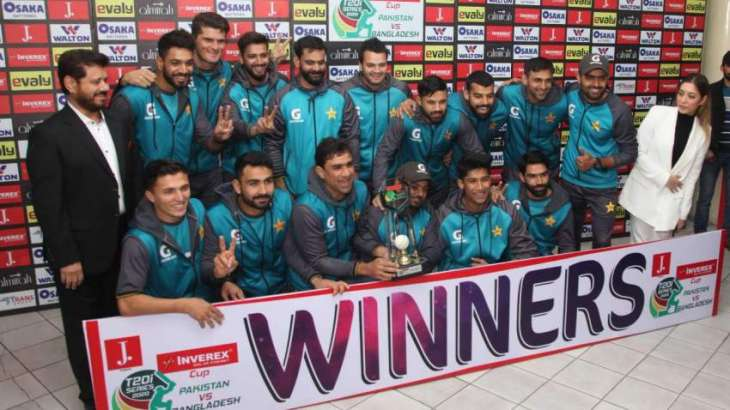 Third T20I between Pak and Ban called off due to rain  C