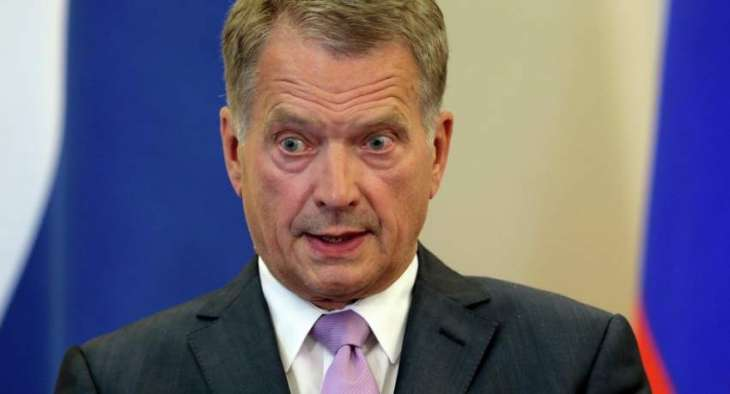 Finnish President Says Concerned Over 2 Recent Anti-Semitic Incidents in Country