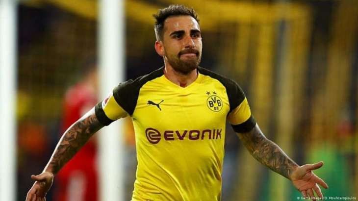 Paco Alcacer leaves Borussia Dortmund to join Villarreal