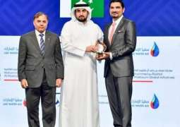 Pakistani national wins award for global water crisis solution in UAE