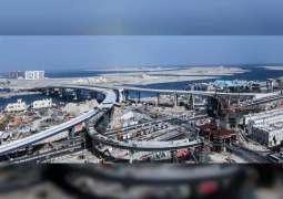 Completion rate of bridges to Deira Islands hits 75%