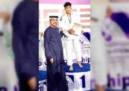 UAE wins 13 medals in Kuwait Arab Judo Championship
