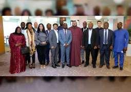 غرفة دبي تنسق 350 اجتماعاً ثنائياً لبعثة تجارية من غانا