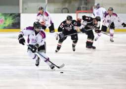 Al Ain Theebs defeats Egypt's Pharaohs at Arab Clubs Championship ice hockey tournament in Kuwait