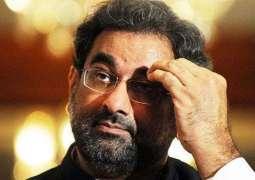 Judicial remand of Shahid Khaqan Abbasi extended till Feb 21