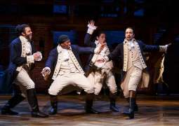 'Hamilton' musical to be released in cinemas