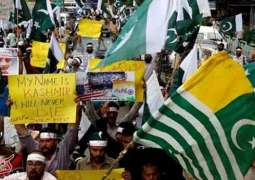 Pakistanis across the world will observe Kashmir Solidarity Day