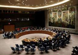 United Nations Security Council to Hold Emergency Meeting on Syria's Northwest Thursday Afternoon - President