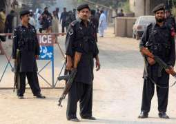 Capital City police successful foiled an arms ammunition smuggling attempt