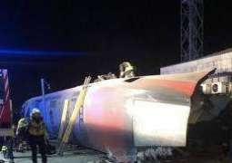 Two Dead, 30 Injured After High-Speed Train Derails in Italy - Reports