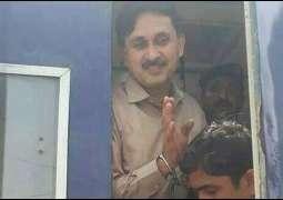 Jamshed Dasti arrested